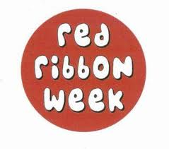 Red Ribbon Week is October 12-16