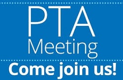 All Welcome – 1st PTA General Meeting – Wednesday, Sept 7th