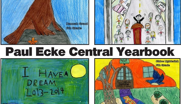 Yearbook Cover Art Entries Due January 11th