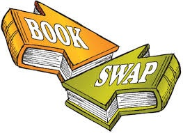 Book Swap is Friday, February 8th