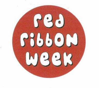 Red Ribbon and Eat a Rainbow Week