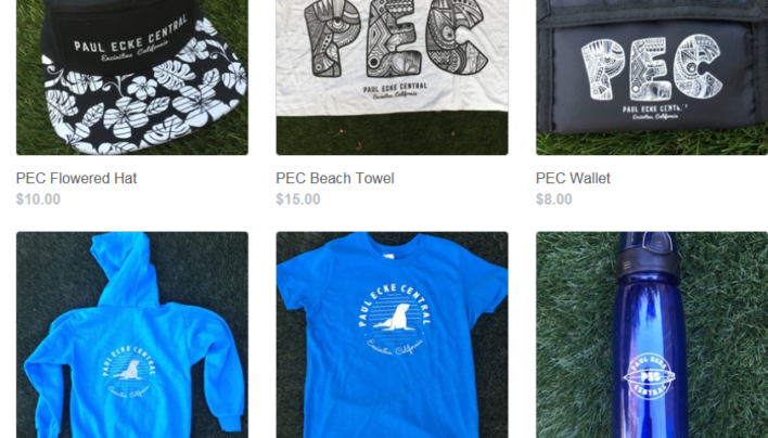 PEC Online Store Available