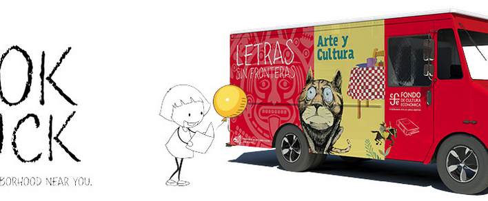 Book Truck Onsite at PEC – This Friday