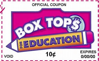 Hanging onto BoxTops?