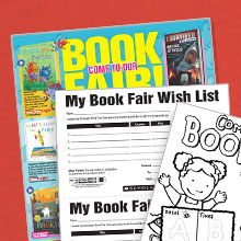 Book Fair – Dec 3th thru 7th