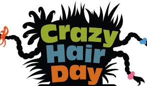Crazy Hair Day This Friday