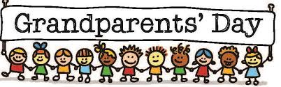 Grandparents' Day – Friday, Feb 22nd