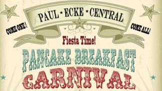 Volunteer Sign up for PEC Pancake/Carnival/Fiesta Showcase – May 13th