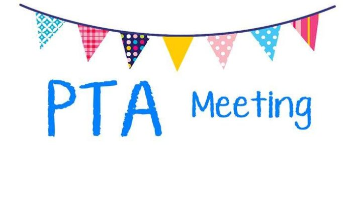 PTA General Meetings for 2017-2018
