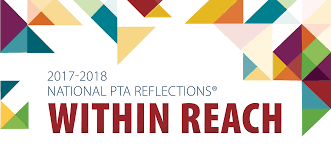 PTA Reflections Entries Due October 13th
