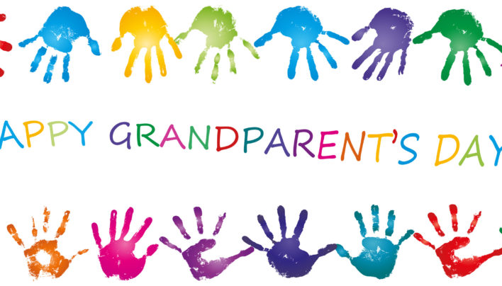 Grandparent's Day Schedule & Essay Contest