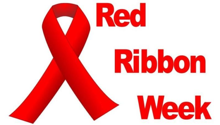 Red Ribbon Week October 8-12, 2018