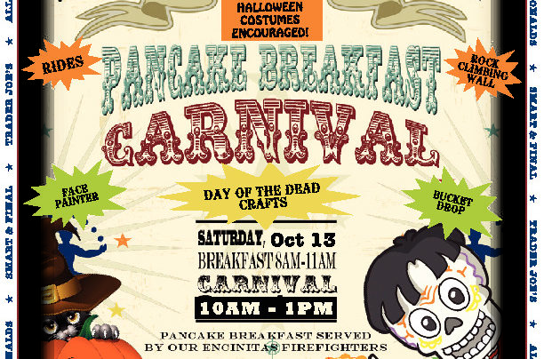 Pancake/Breakfast & Carnival Tickets On Sale
