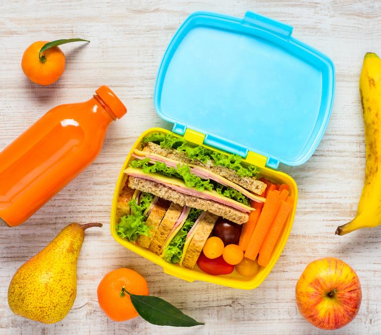Waste Free Lunch Ideas