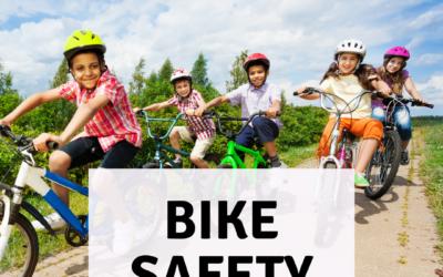 Help Us Maintain Bike Safety
